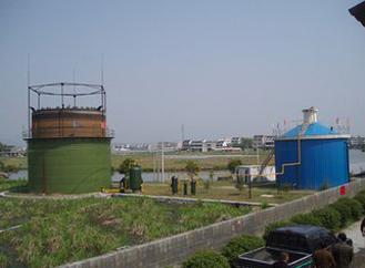 沼气工程维护中的沼气增压风机的优点是什么
